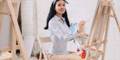 quel chevalet acheter pour peindre ?