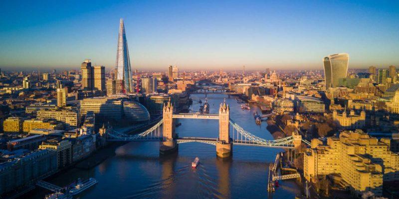 partir un week-end à Londres