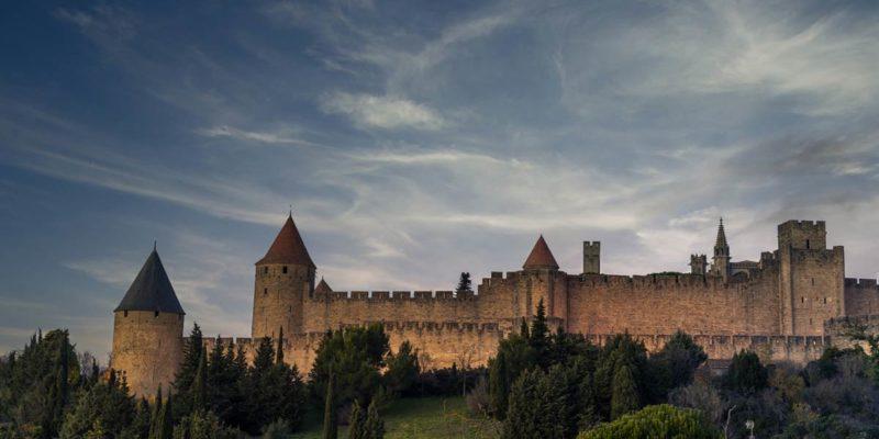 partir en week-end à carcassonne